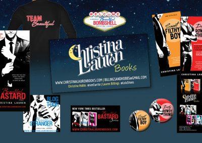 Christina Lauren – Beautiful Bastard series, Wild Season series and Sublime
