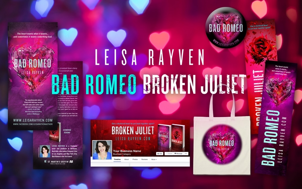 Leisa Rayven – Bad Romeo and Broken Juliet